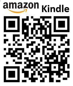 Amazon Kindle QR code logo